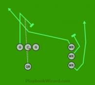 Trick 7 On 7 Flag Football Plays