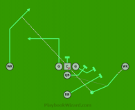 Trick 7 On 7 Flag Football Plays